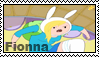 Fionna stamp by FubblegumCF