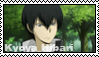 Kyoya Hibari stamp by FubblegumCF