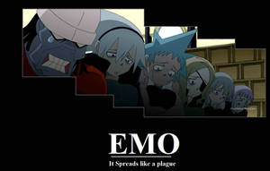 Soul Eater 'EMO' 2 by Hitono-kun