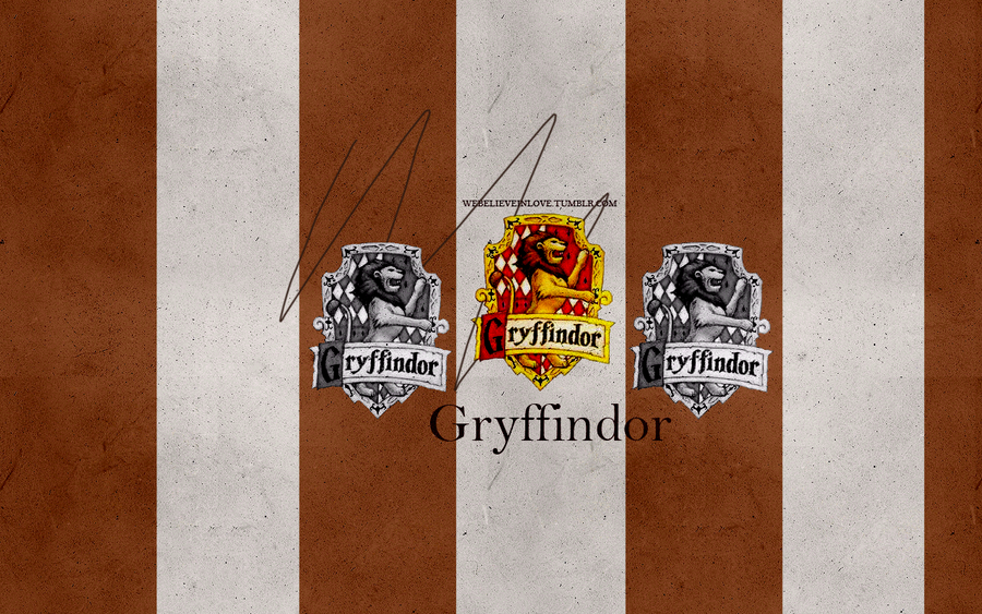 House Wallpaper Gryffindor By Hireece