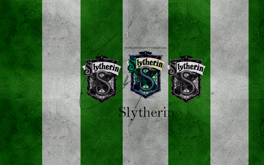 House Wallpaper Slytherin By Hireece