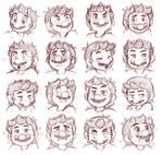 Mario expressions!