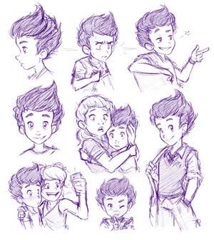 more jim sketches