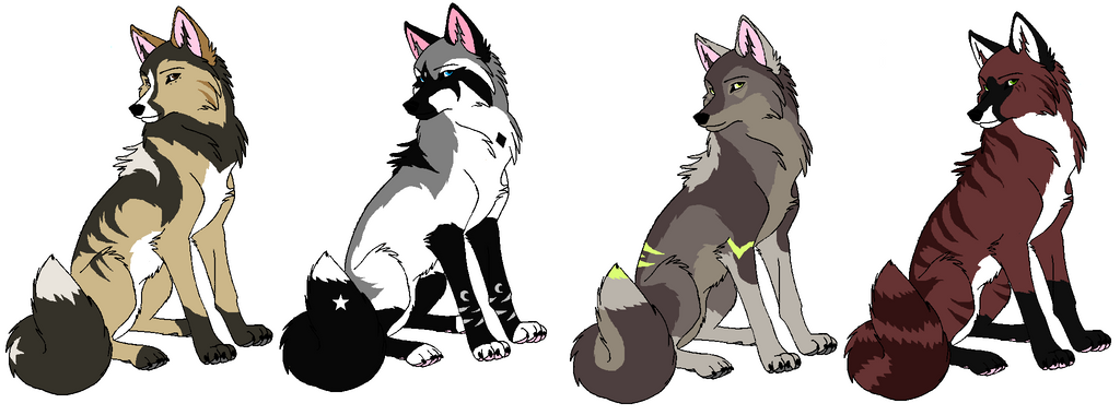 Wolf Adopts *Open* by MonsoonWolf