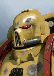 Imperial Fist by Bobot073