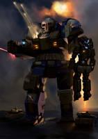 Atlas Assault Mech