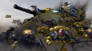 Imperial Fist Assault
