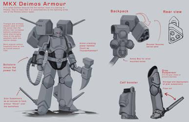 Deimos Assault Armour