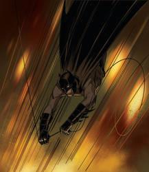bats sketch