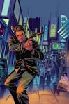 James Bond Black Box n2 cover colors