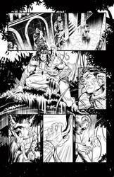 Pathfinder Tarzan one shot p3 by GIO2286