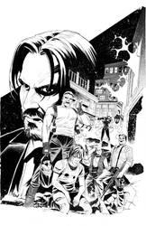 John Wick cover 3