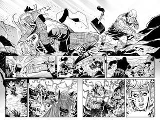 X-men gold #35 p14-15