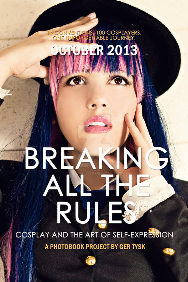 Breaking All The Rules poster