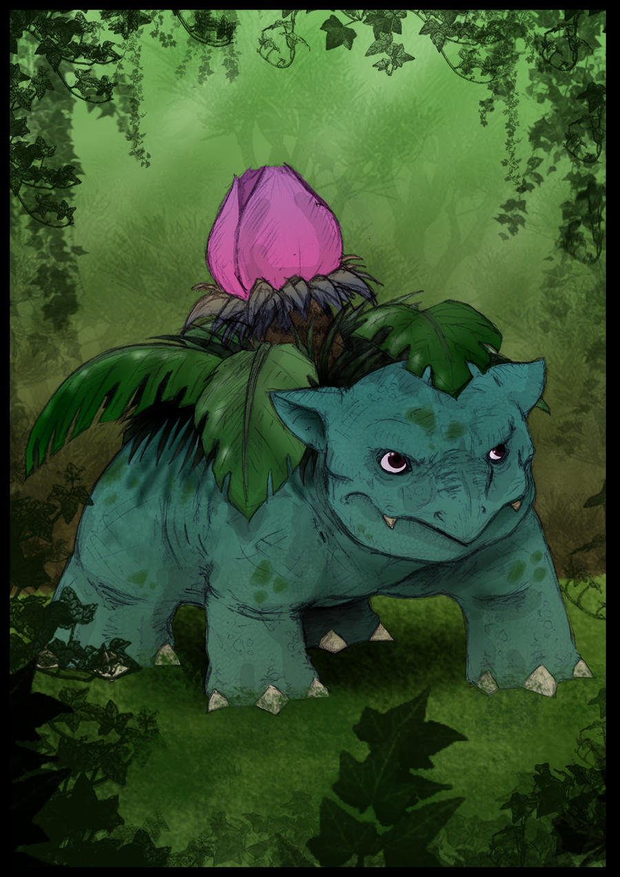 Crawling through the Ivy by JoshuaDunlop