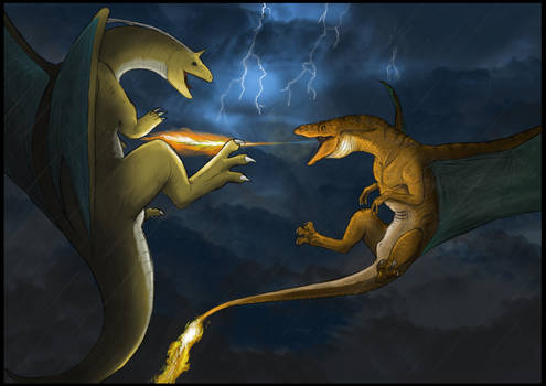 The Battle...