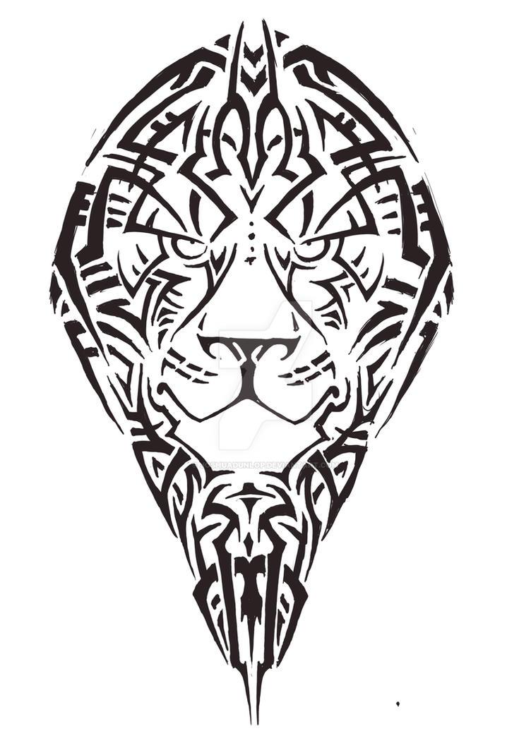 bfe94c69e Lion Tattoo by JoshuaDunlop on DeviantArt