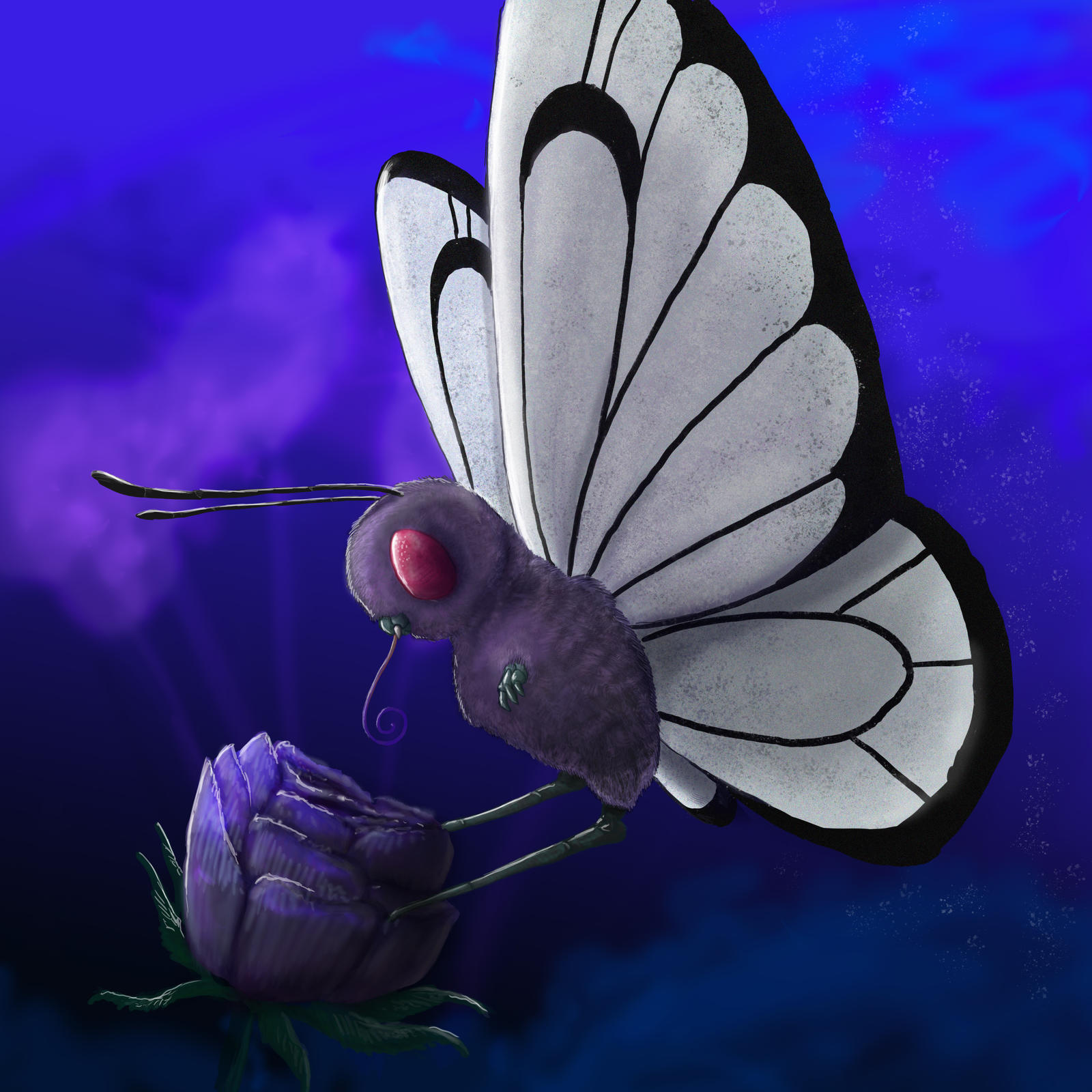 Butterfree by JoshuaDunlop