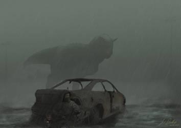 The Sound of Rain by JoshuaDunlop