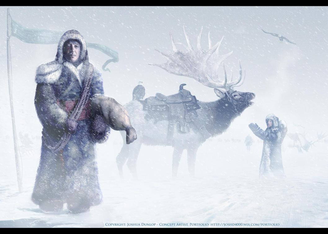 The Long Winter by JoshuaDunlop