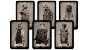 The Damned Children: The Card Game! - The Damned
