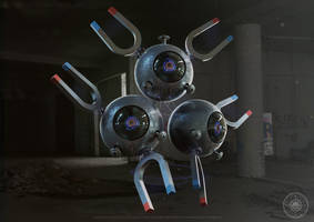 Magneton by JoshuaDunlop