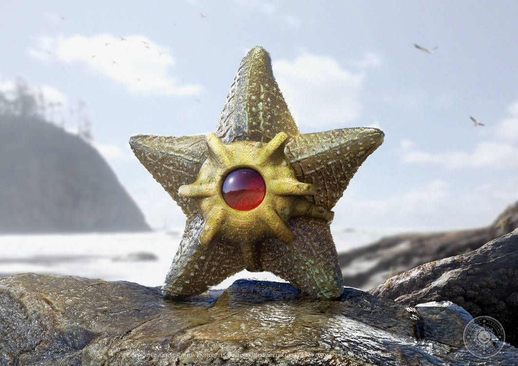 Staryu Revisited by JoshuaDunlop