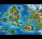 My Pokemon Region