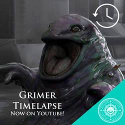Grimer Timelapse is up!