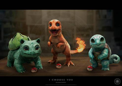 I Choose You!