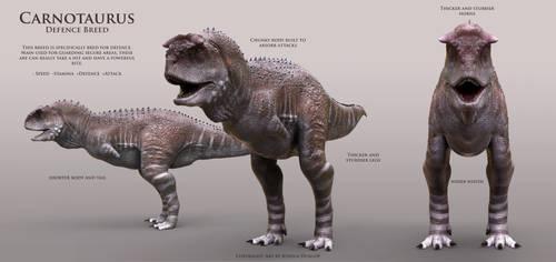 Defence Carnotaurus