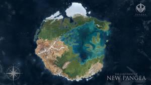 Pangea: Beyond Extinction Map