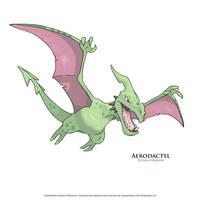 Fakemon - Equian Aerodactyl