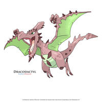 Fakemon - Dracodactyl