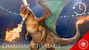 Charizard 2 Timelapse