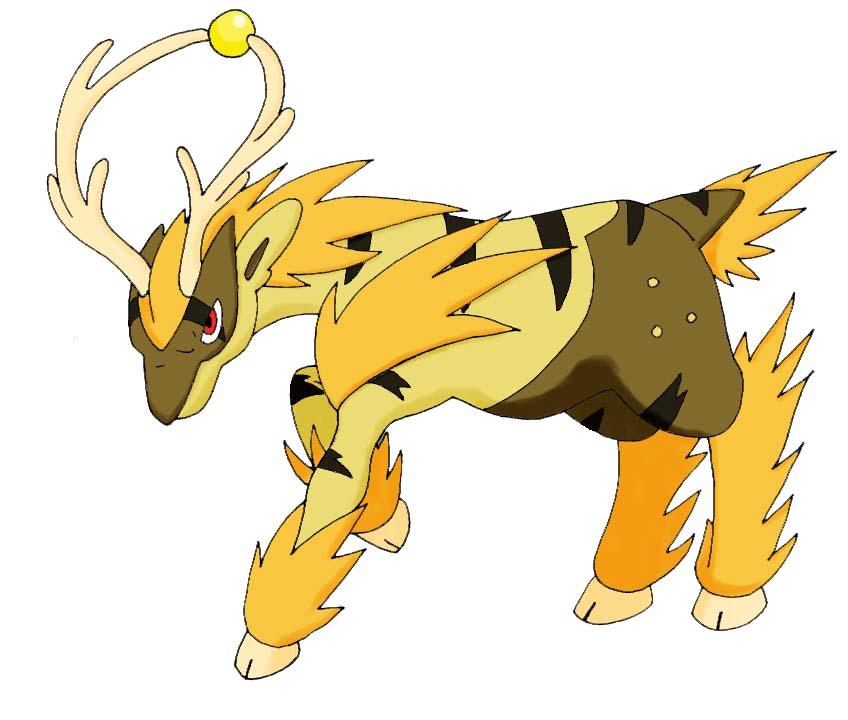 legendary electric pokemon - photo #18