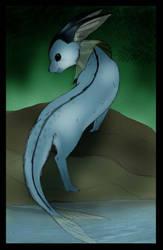 Mirror lake- Pokemon evo by JoshuaDunlop