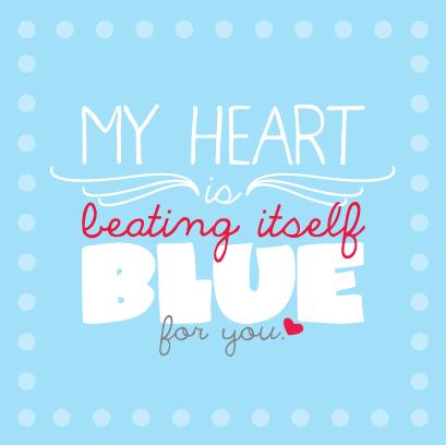 Blue. by bahbuzzfly