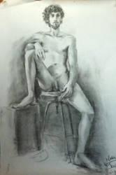 Nude - desnudo V by zetsubou-akane