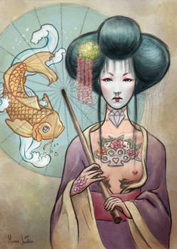 Geisha Old School