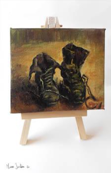 Van Gogh boots