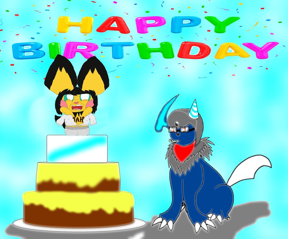 Happy Birthday to... by IDFRSS