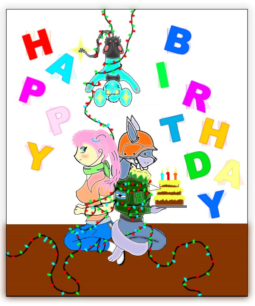Happy Birthday to Any by IDFRSS