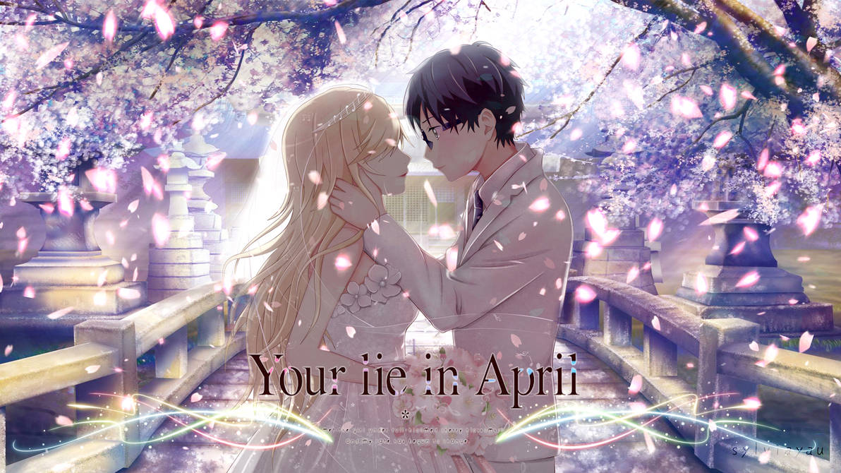 Your Lie In April Wallpaper-ten years later by sylviayau ...