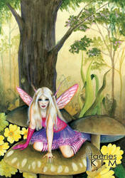 The Faerie Odette by Iluvfaeries