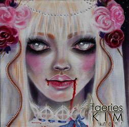 Mina the Vampire Bride by Iluvfaeries