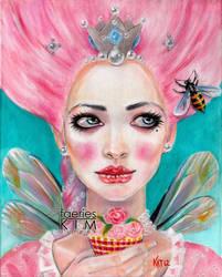 Marie Antoinette Queen Bee by Iluvfaeries
