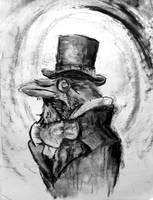 Gentle-Raven by DoodleDuo