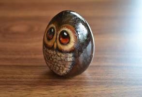 Owl Egg by DoodleDuo