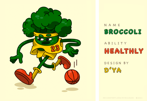 [OPEN] Adopt Auction - Broccoli